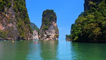 Tour - PHUKET - PHANGA BAY & CANOEING 3D2N