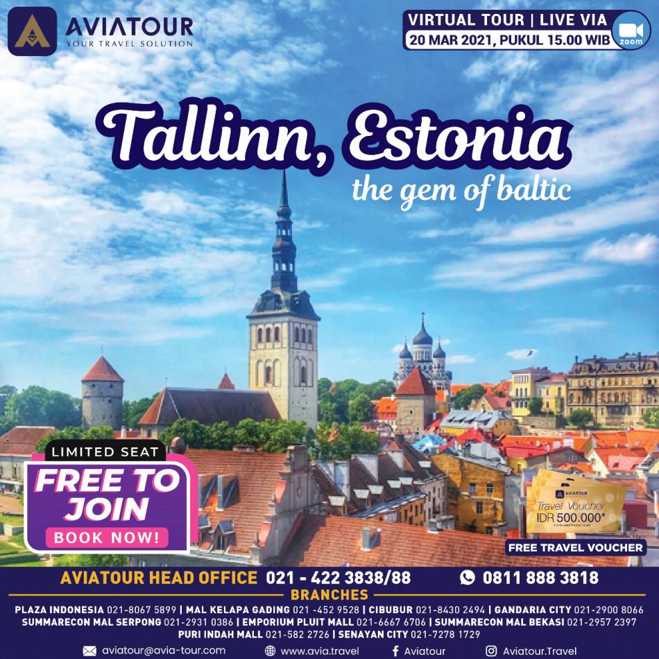 VIRTUAL TOUR ESTONIA