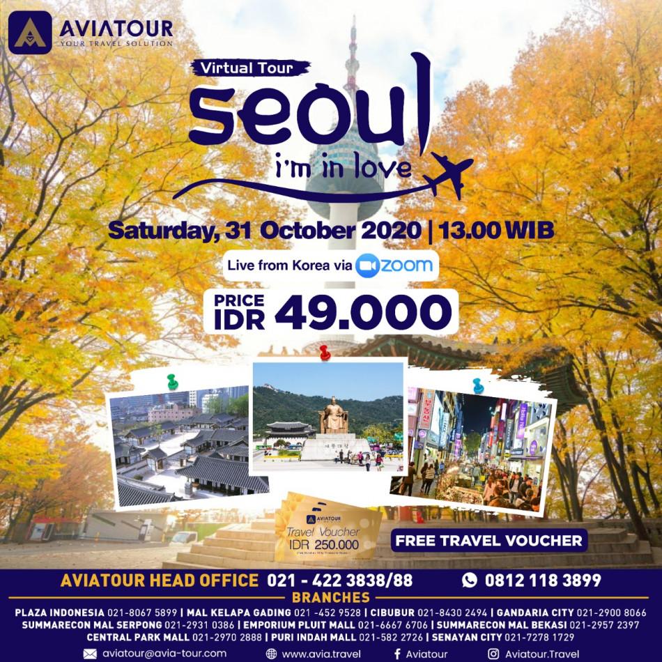 VIRTUAL TOUR SEOUL