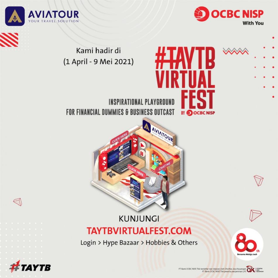 #TAYTB VIRTUAL FEST