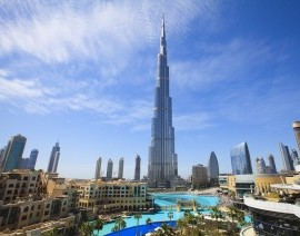 Avia Tour - G'DAY MONO DUBAI + TOP OF BURJ KHALIFA
