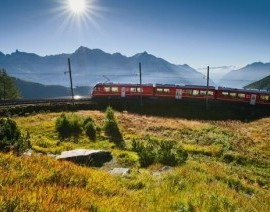 Avia Tour - HEART OF SWITZERLAND WITH HEIDI VILLAGE & BERNINA EXPRESS