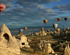 Avia Tour - MONO TURKEY + BOSPHORUS CRUISE (FREE HOT AIR BALLOON AT CAPPADOCIA)