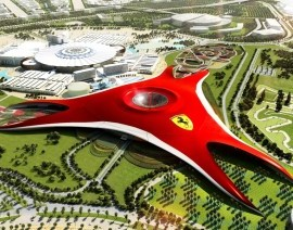 Avia Tour - MONO DUBAI + FERRARI WORLD