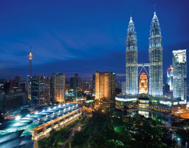Avia Tour - MALAYSIA SINGAPORE + IPOH