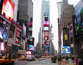Avia Tour - G'DAY GREAT EAST COAST USA (STAY 2 NIGHTS AT TIMES SQUARE AREA)