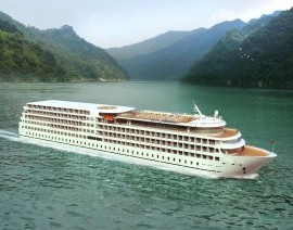 Avia Tour - YANGTZE RIVER CRUISE