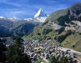 Avia Tour - HEART OF SWITZERLAND WITH HEIDI VILLAGE & GLACIER EXPRESS