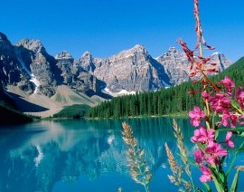 Tour - HEART OF BRITISH COLUMBIA CANADIAN ROCKIES