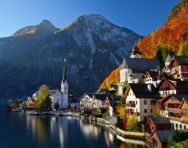 Avia Tour - SPLENDID EASTERN plus HALLSTATT