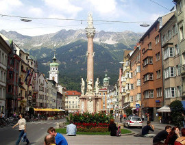 Avia Tour - WEST EUROPE + INNSBRUCK