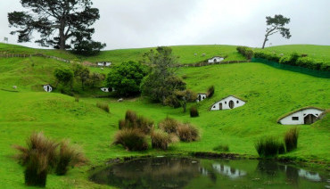 Tour - NEW ZEALAND MATA - MATA (HOBBITON)