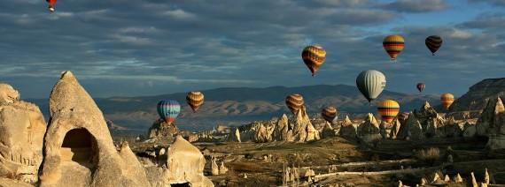 Avia Tour - MONO TURKEY + BOSPHORUS CRUISE (FREE HOT AIR BALLOON AT CAPPADOCIA)