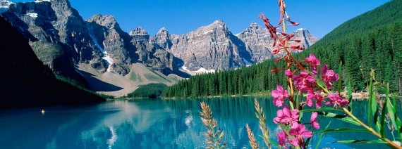 Avia Tour - HEART OF BRITISH COLUMBIA CANADIAN ROCKIES