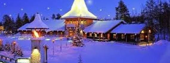 Avia Tour - EUROPE BALTIC plus SANTA CLAUS VILLAGE with ARCTIC CIRCLE TOUR
