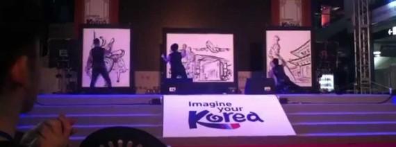 Avia Tour - G'DAY KOREA JEJU + PAINTERS HERO SHOW