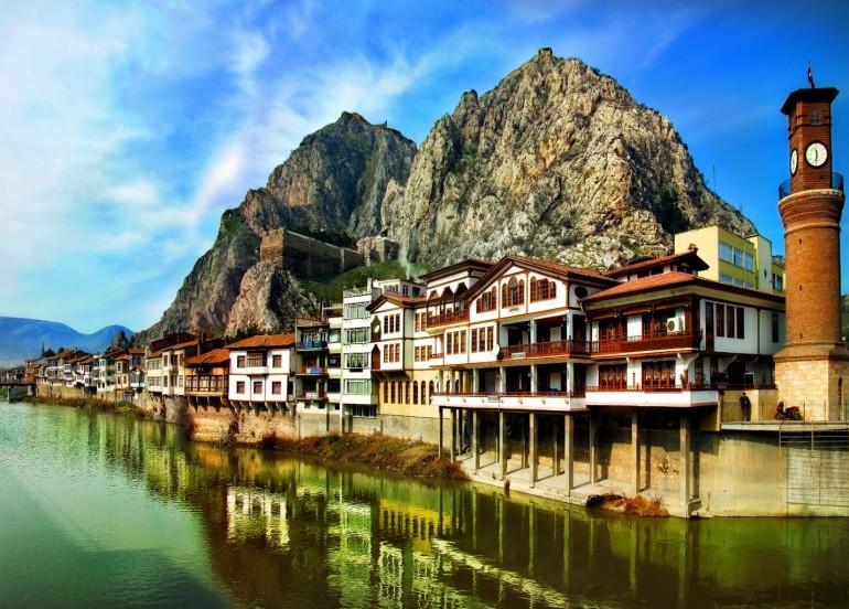 Avia Tour - MONO TURKEY + BEAUTIFUL AMASYA