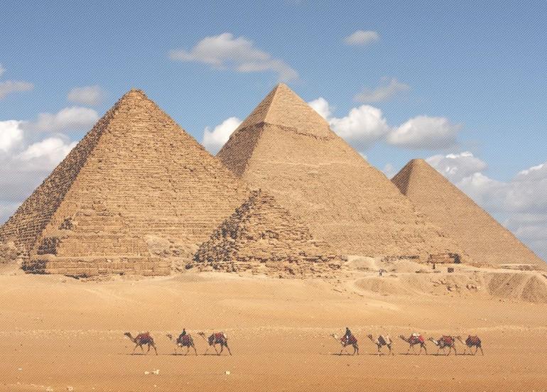 Avia Tour - MIRACLE HOLYLAND PETRA + CAIRO