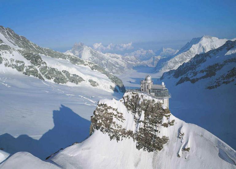 Tour - GDAY HEART OF SWITZERLAND + GLACIER EXPRESS & MILAN