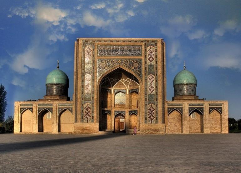 Avia Tour - PEARLS OF UZBEKISTAN