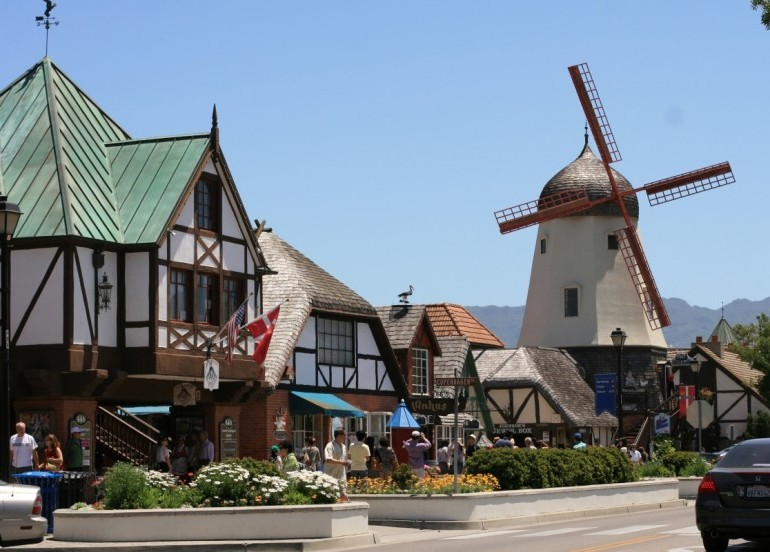 Avia Tour - G'DAY WEST COAST USA + SAN DIEGO & SOLVANG