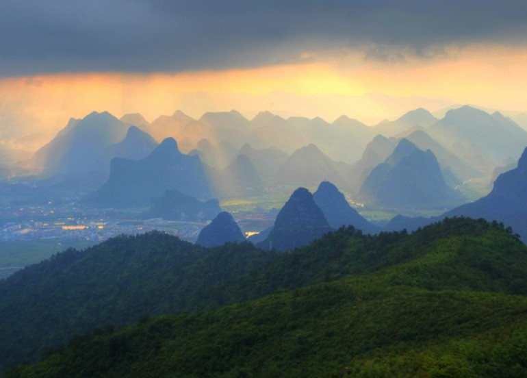 Avia Tour - GDAY SCENERY OF GUILIN + XIAMEN