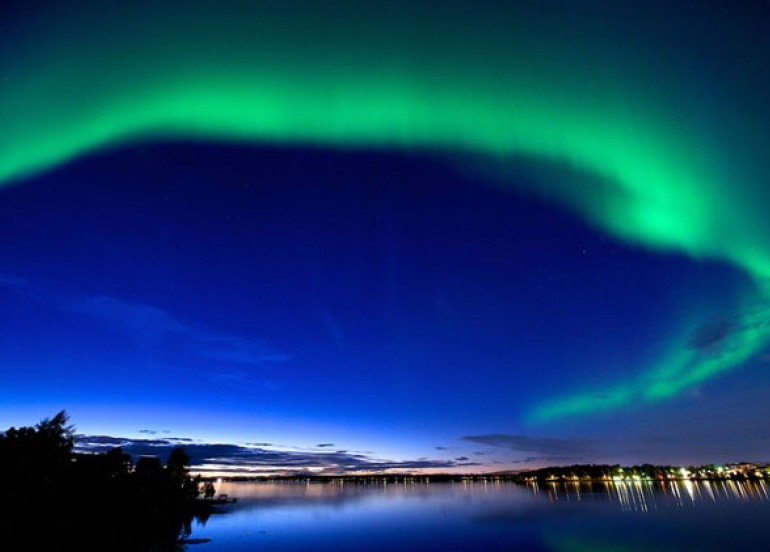 Avia Tour - THE LAPLAND SAFARI + AURORA BOREALIS