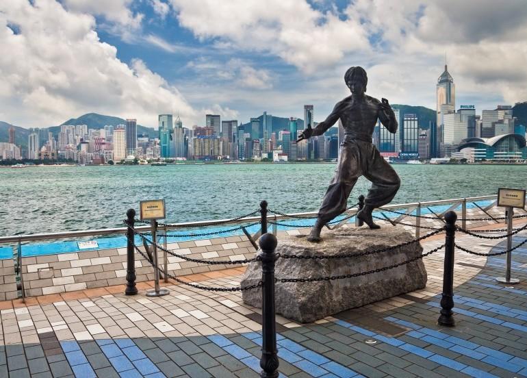 Avia Tour - G'DAY HONGKONG SHENZHEN