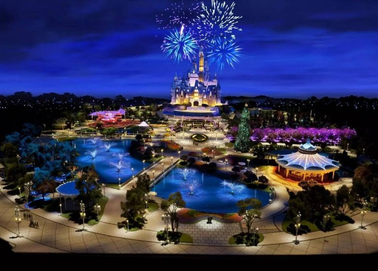 Tour - CHINA DELIGHT + DISNEYLAND