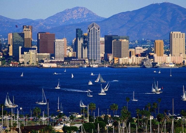 Avia Tour - WEST COAST USA + THEME PARKS & SAN DIEGO