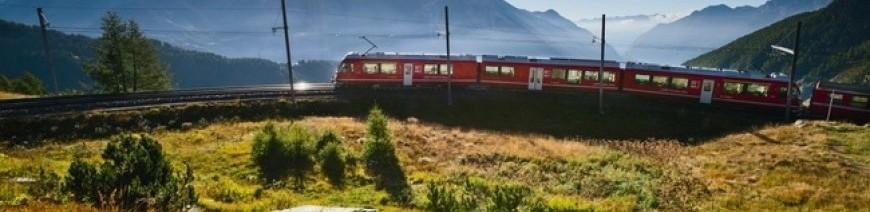 Tour - HEART OF SWITZERLAND WITH HEIDI VILLAGE & BERNINA EXPRESS