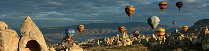 Tour - MONO TURKEY + BOSPHORUS CRUISE (FREE HOT AIR BALLOON AT CAPPADOCIA)