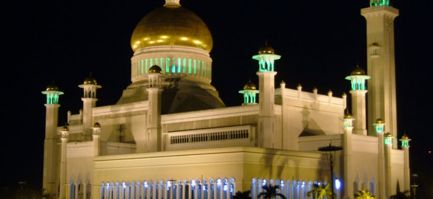 TRIP TO BEAUTIFUL COUNTRY, BRUNEI DARUSSALAM-1