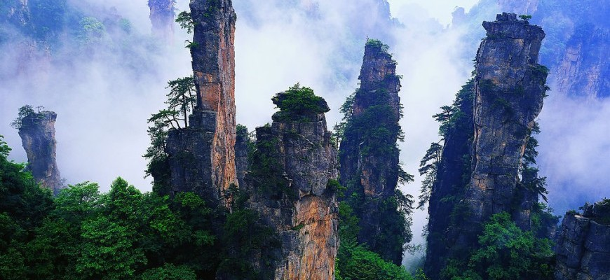 BEAUTIFUL ZHANGJIAJIE + GUILIN-1