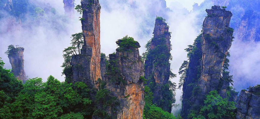 YANGTZE RIVER CRUISE + ZHANGJIAJIE & YUNDUAN SKYWALK-1